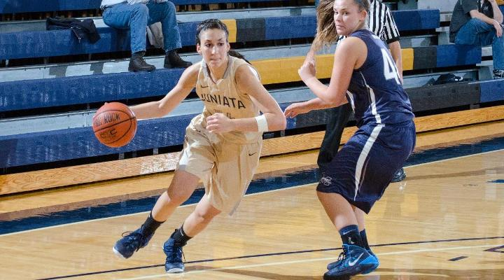 Juniata Pulls out 68-64 Win in Overtime at Goucher