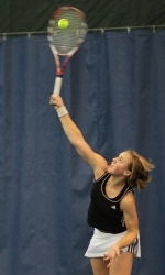 Singles Play Leads Vikings To 4-3 Victory At Toledo
