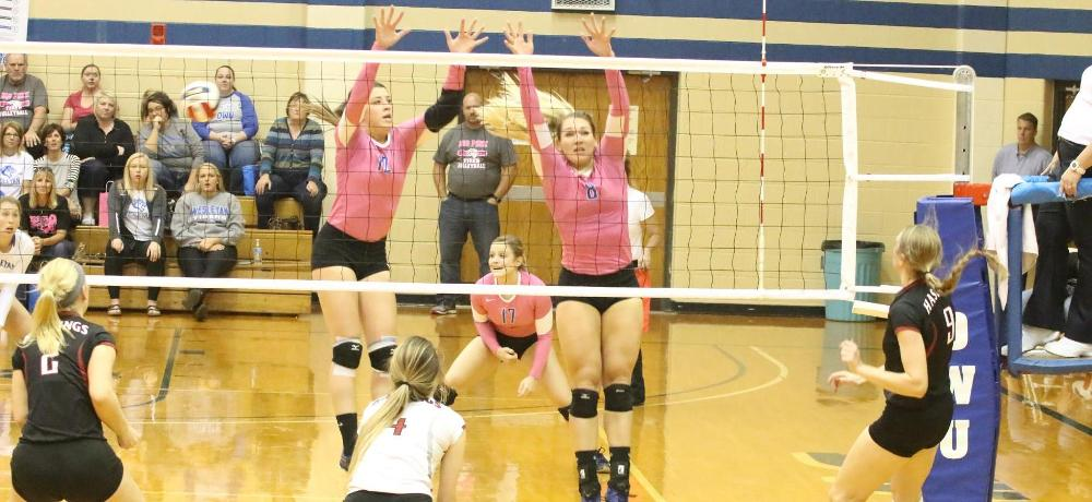 No. 2 Hastings tops DWU in GPAC play