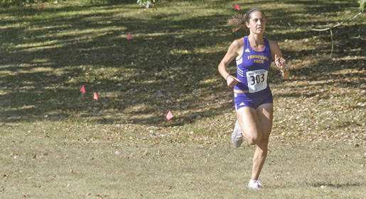 Place leads Tech runners into NCAA Regional meet Saturday