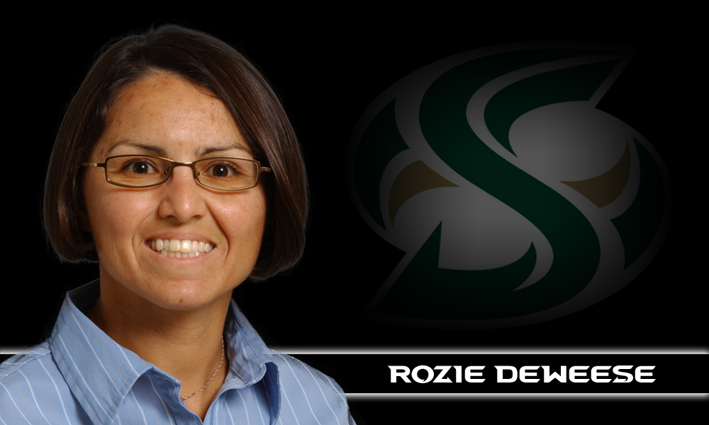 WOMEN'S SOCCER NAMES ROZIE DeWEESE ASSISTANT COACH
