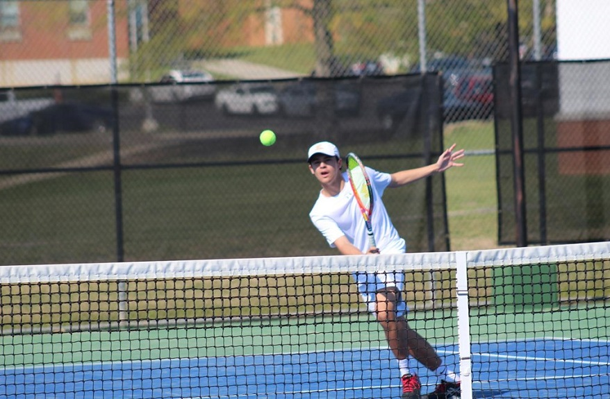 Nationally ranked Bobcat tennis teams blank Southwest