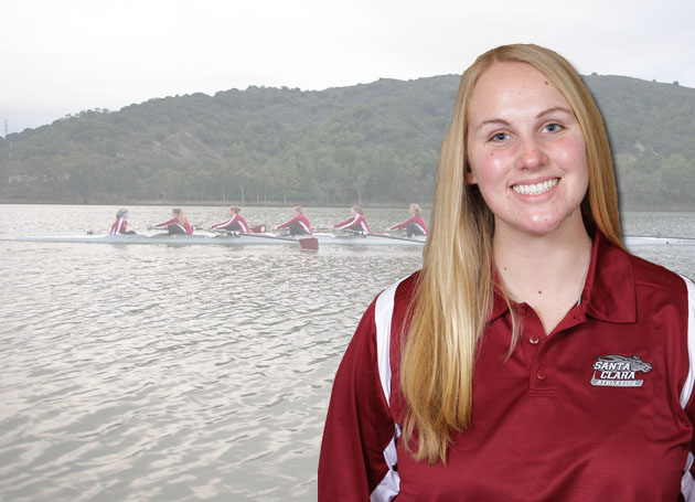 Rowing's Fial Enjoys Her New Sport