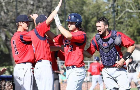 SRJC Baseball Sweeps Modesto, 12-0 in Conference