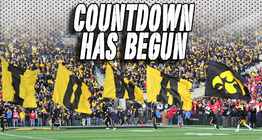 Golden Eagle Football Countdown: Season Opener at Iowa