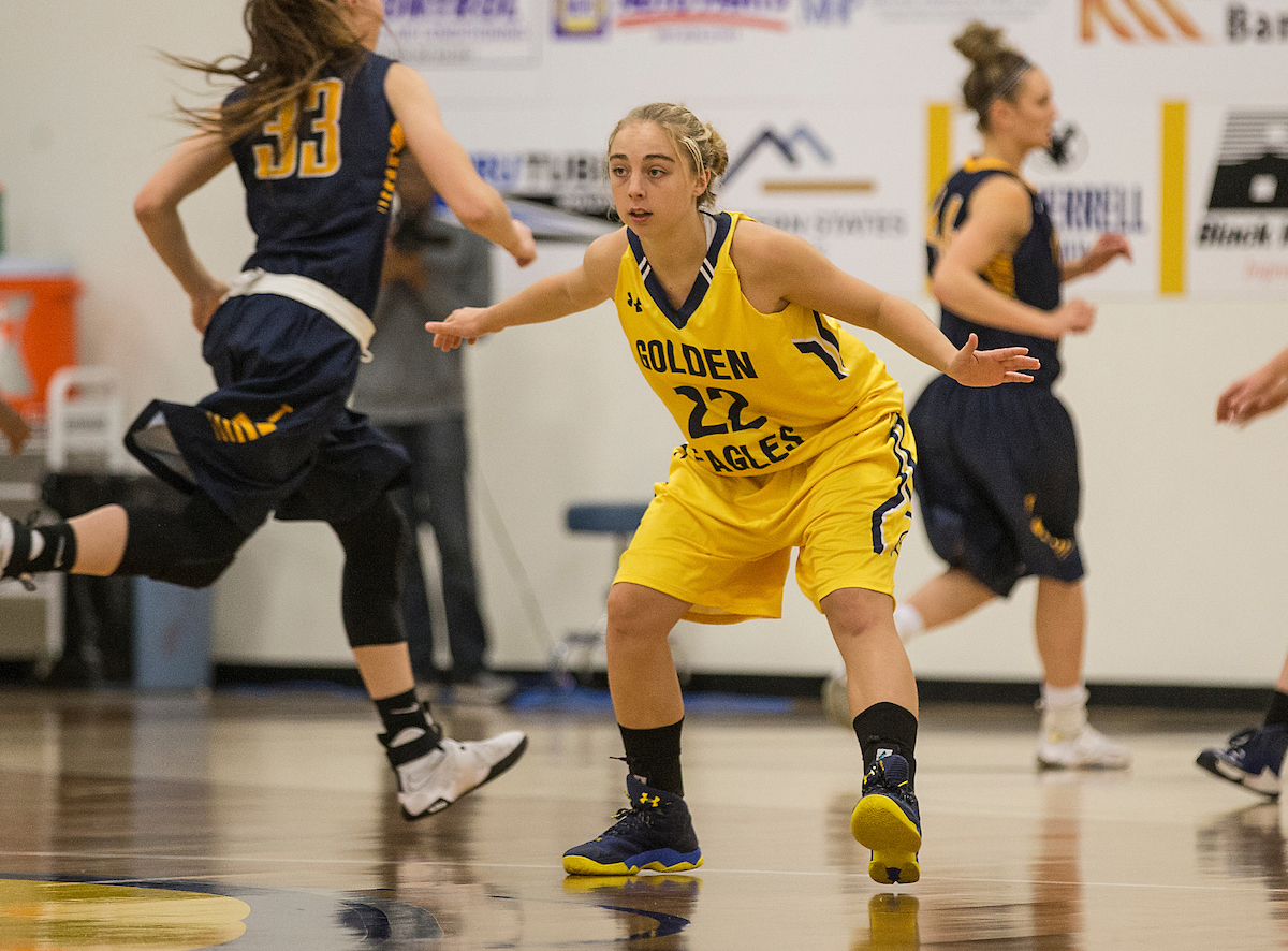 Women's Basketball Fall to #24 WNCC, 94-69