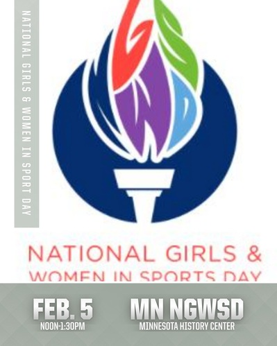 Wednesday, Feb. 5 marks the 34th annual National Girls & Women in Sport Day