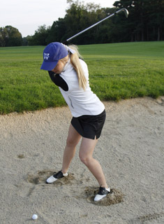 Golf Wraps Play at Jack Leaman Invitational
