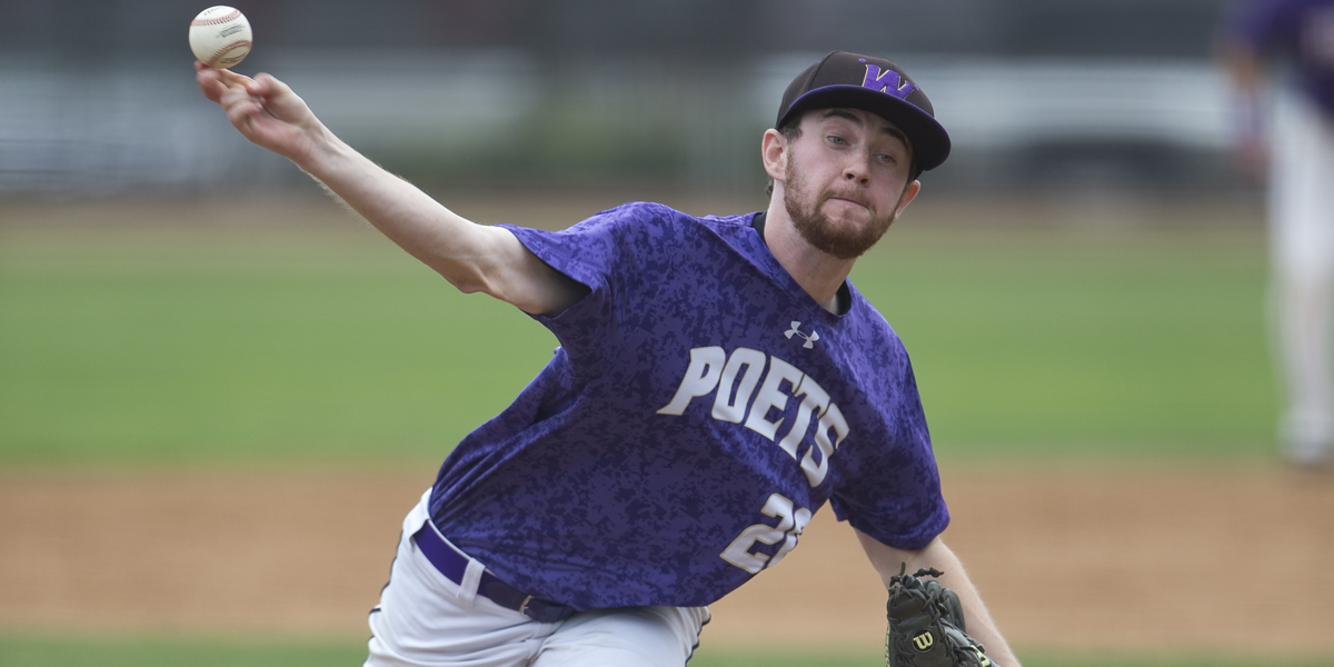 Tim Turpen throws two-hitter against Redlands