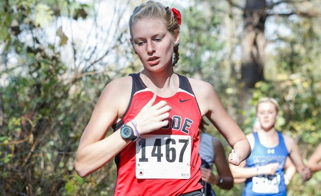 Women's Cross Country Finishes Fifth at NACC Championships