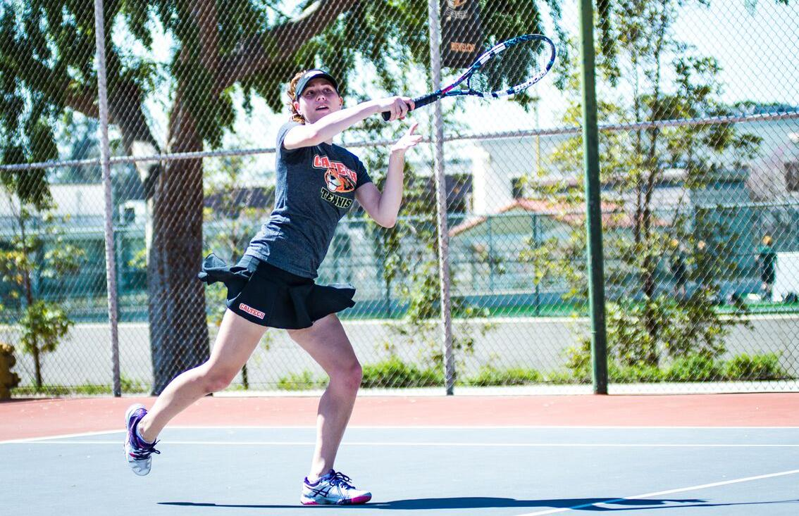 Women's Tennis Blanks Regional Foe Whitworth