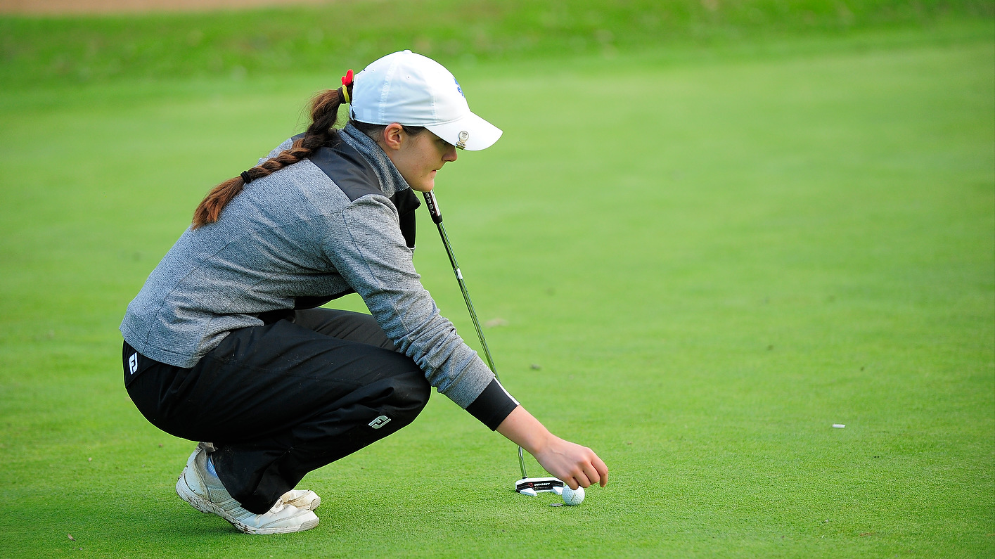 Women's golf kicks off spring season with day one of Adidas/Taylormade Intercollegiate