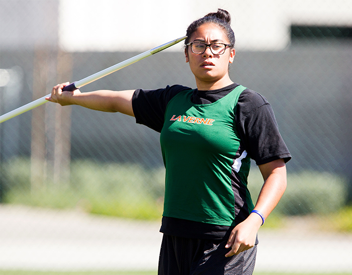 Track and Field sweeps SCIAC Multi-Dual 1