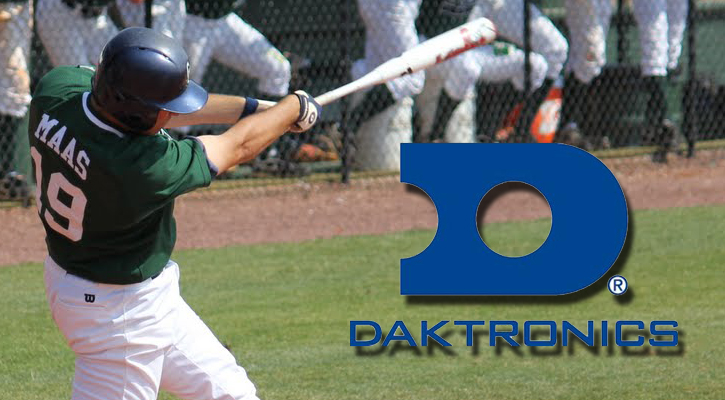 GC Baseball's Maas Makes Daktronics All-Region Team
