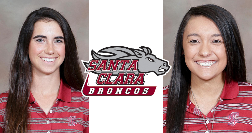 Two Broncos Honored as Women's Golf Coaches Association Academic All-Americans