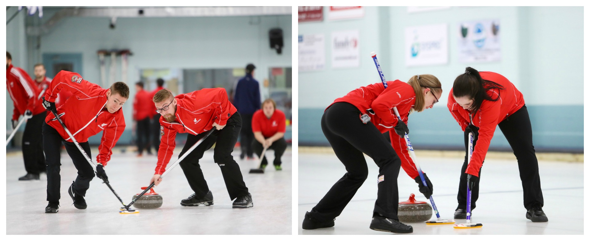 Sea-Hawks Curlers Off to AUS Championships