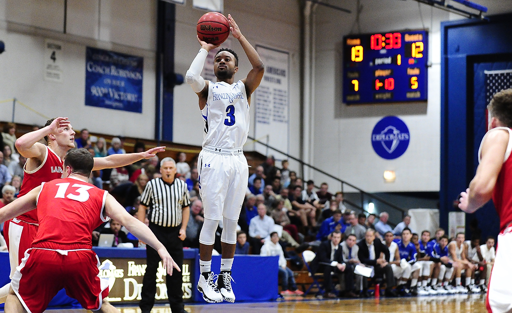 F&M Set for Three Centennial Games this Week