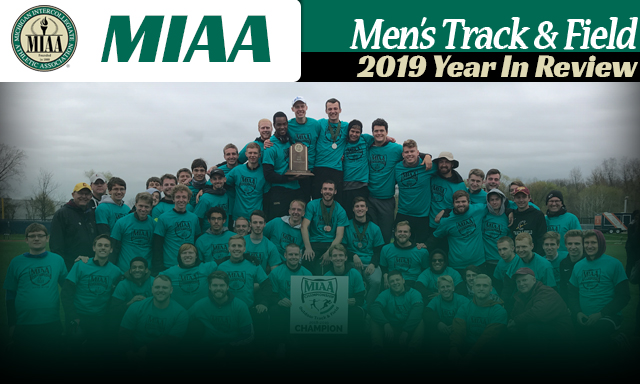 2019 MIAA Year In Review - Men's Outdoor Track & Field