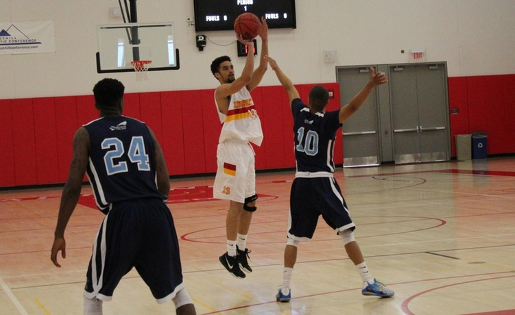 COD Men's Basketball looks ahead after falling in Garcia Classic