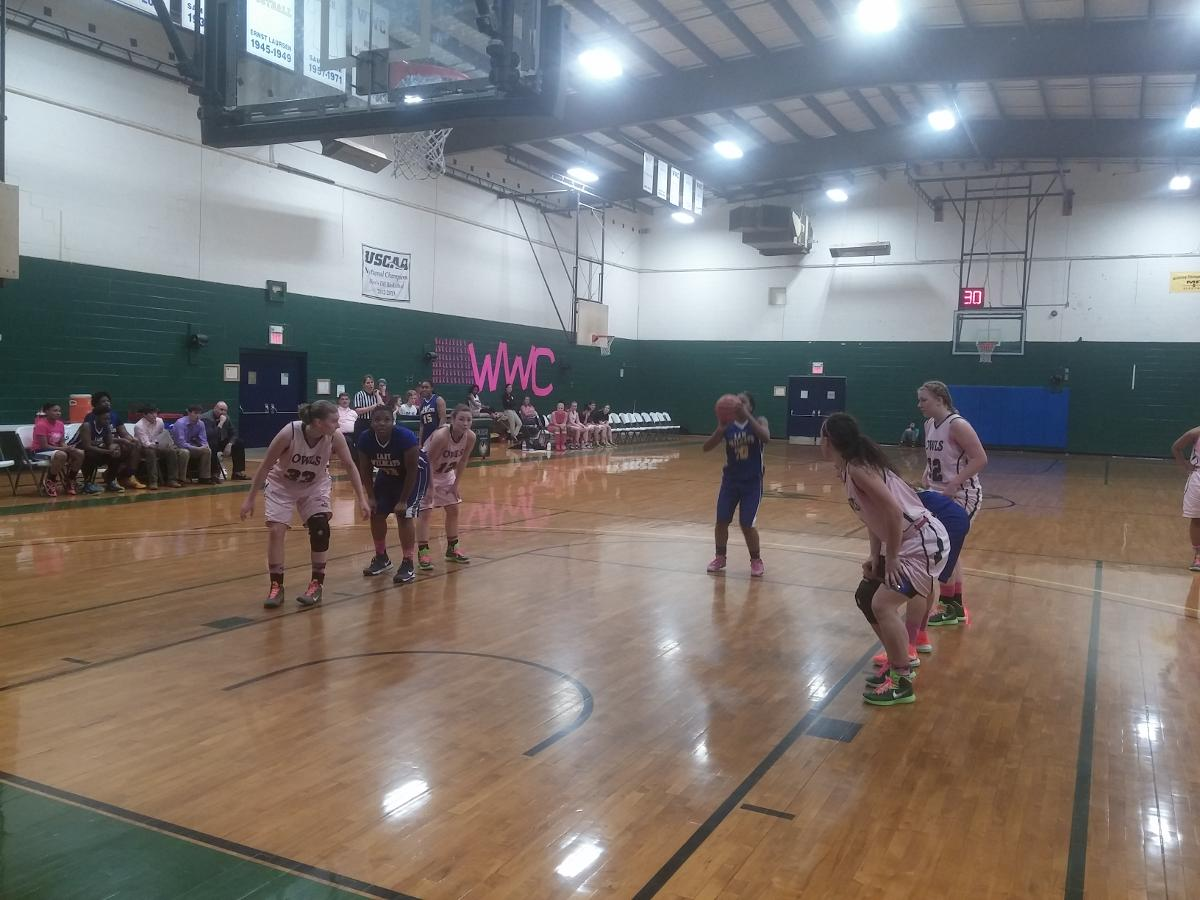 Lady Wildcats' Win Streak Stopped At Three