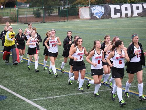 13 Field Hockey Student-Athletes Receive SGI/NFHCA Academic Honor