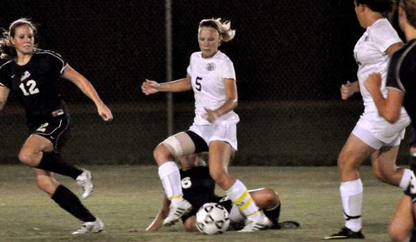 Coker Women's Soccer Ready to Break Out