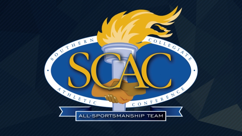 SCAC Announces 2016 Fall All-Sportsmanship Teams