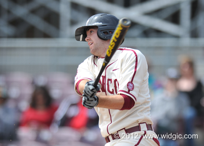 Baseball Falls in Opener Against BYU