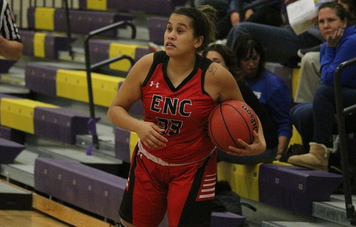 Women's Basketball Falls at Puerto Rico-Mayaguez 64-51