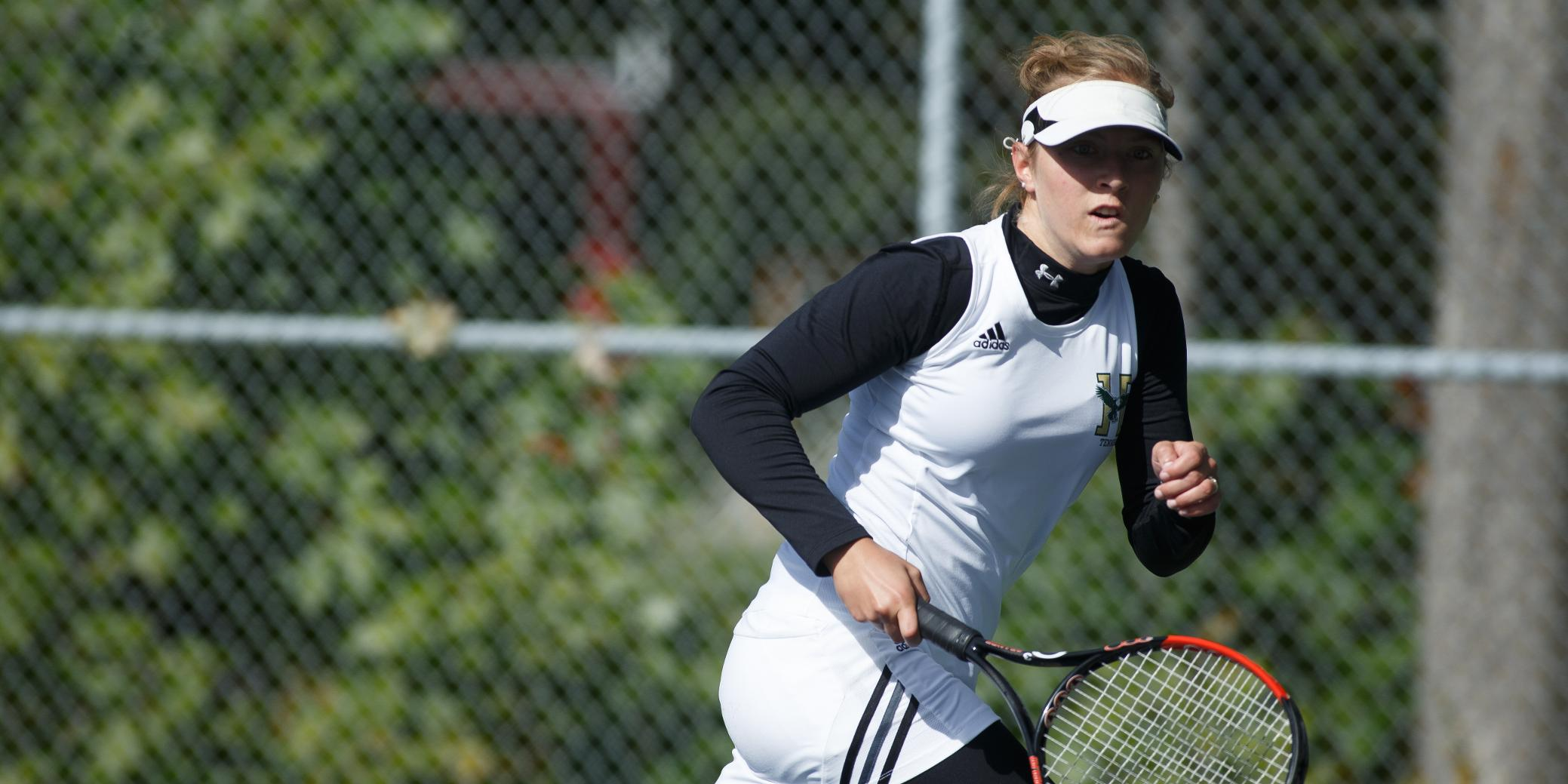 Women's Tennis Falls at Johnson State, 6-3