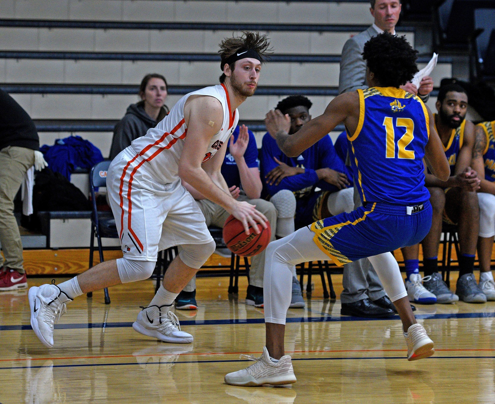After 19 days, Carson-Newman finally downs Mars Hill 85-73