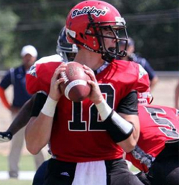 Chastain named NJCAA Offensive Player of the Week