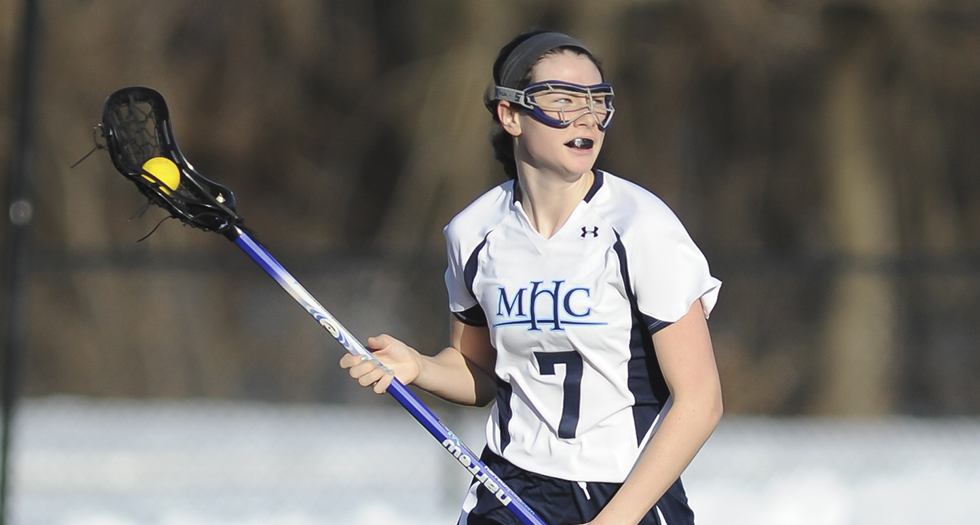 Lacrosse Tripped-Up in Overtime at Western New England