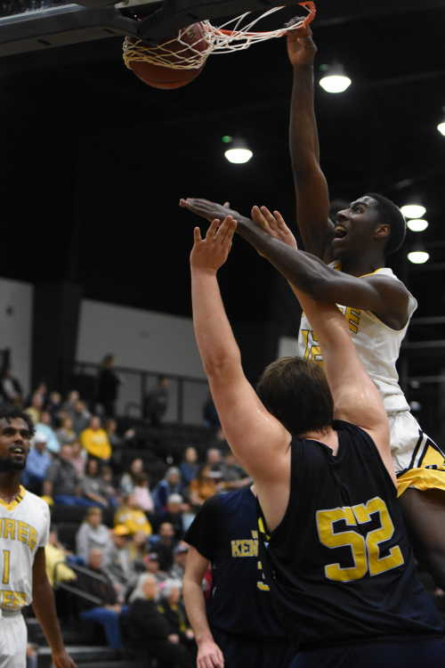 Raiders lose to Arkansas Baptist on foul in final second