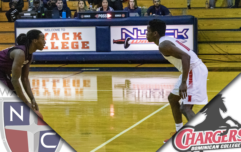 Men's Basketball With Home Loss to Dominican Chargers