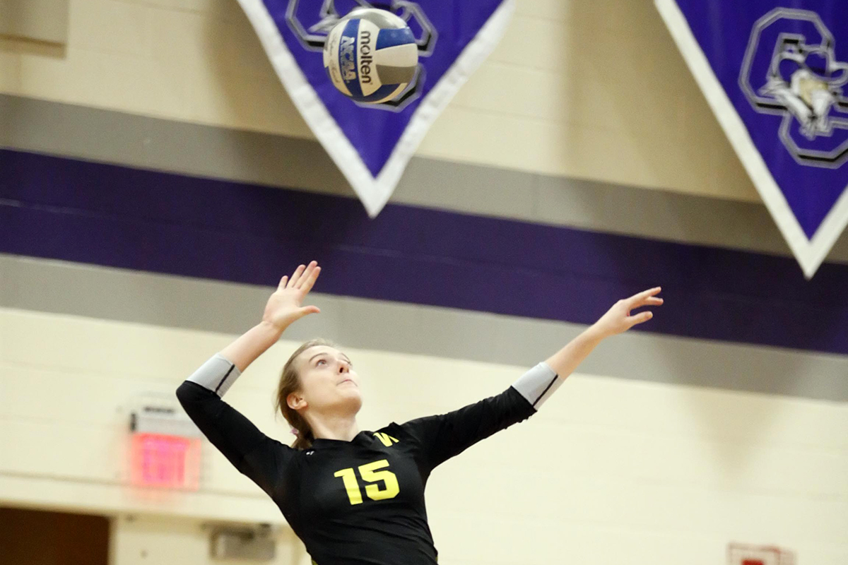 Women's Volleyball Opens Season with Two Wins