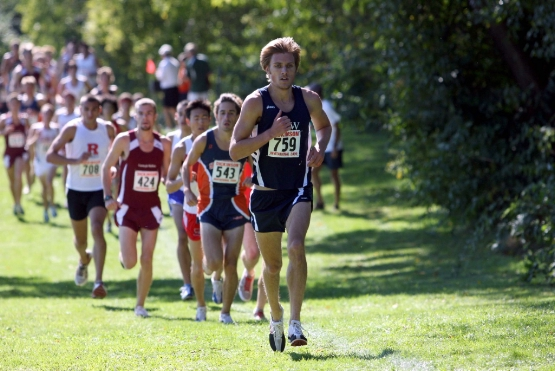 UMW's DeVar Named CAC Men's Cross Country Runner of the Week