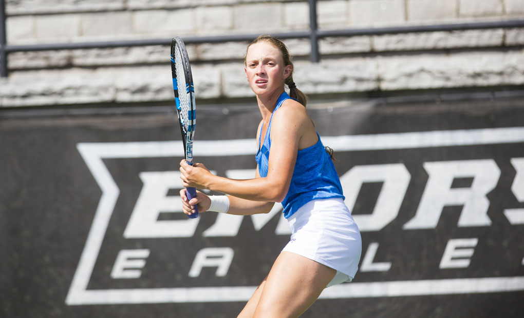 Women's Tennis Breezes Past SCAD and Brenau to Open Spring Season