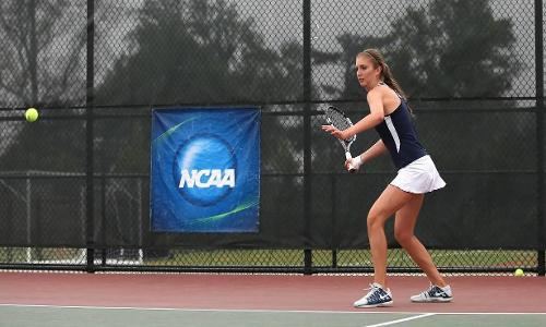#21 Women's Tennis Falls Against Johns Hopkins, 5-2, on Saturday; Ends Season at 18-8