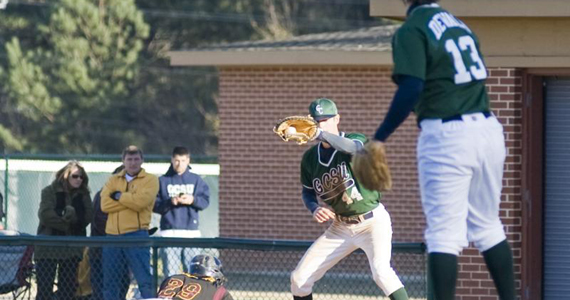 Bobcat Baseball Takes Two From Marauders on Homecoming