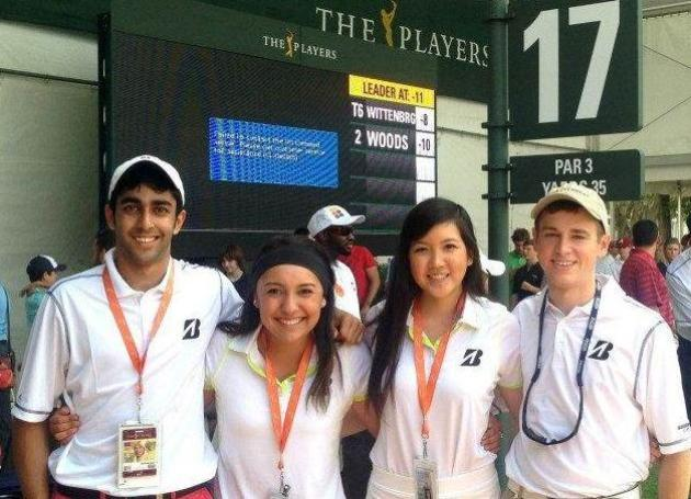 Noda Blogs On Weekend At The Executive Forum at THE PLAYERS CHAMPIONSHIP