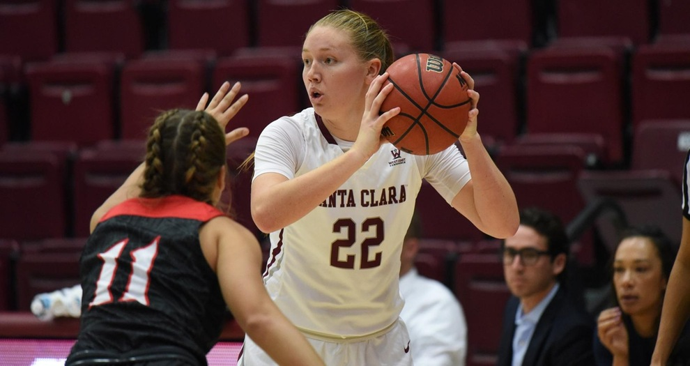 Women's Basketball Wins Shootout at Pacific