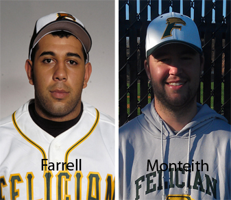 Farrell, Monteith Earn Weekly CACC Awards