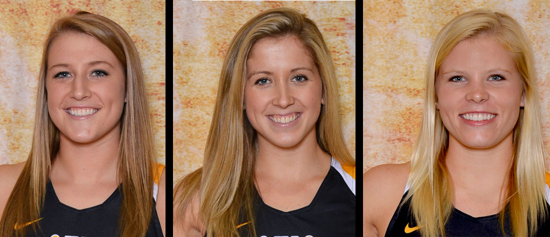 Trio Named To G-MAC Women's Basketball All-Conference Team