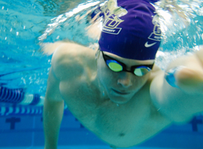 NAIA Men's Swimmer of the Month ? No. 2 (Feb. 4)