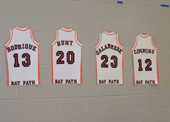 Bay Path Bids Farewell To Hunt, Cimmino, Rodrigue and Calabrese with a 60-44 Loss to Elms
