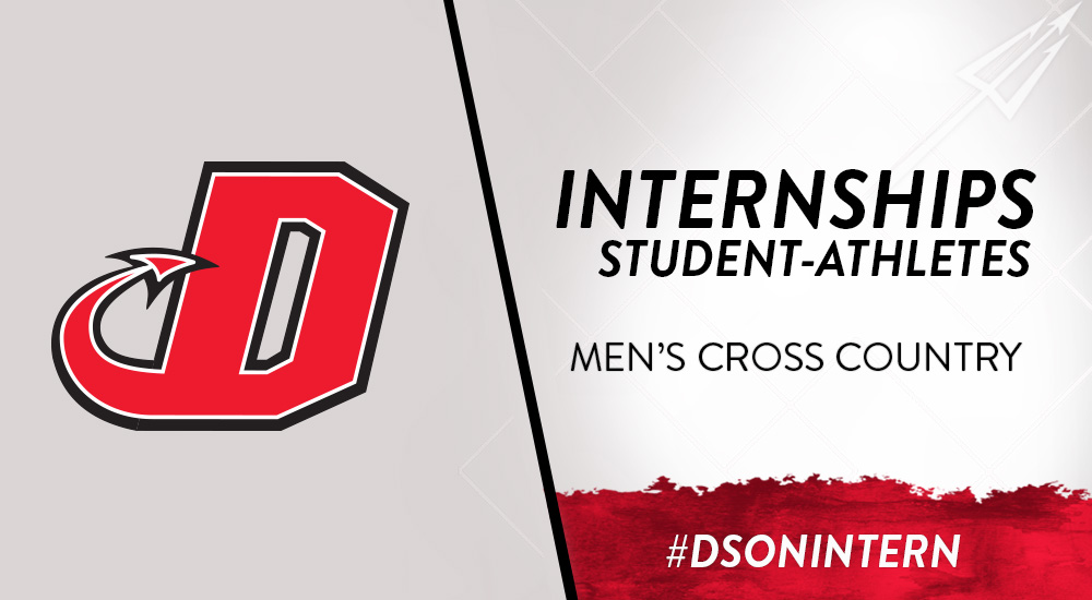 Dickinson M. Cross Country | Student-Athlete Internships, Summer 2018