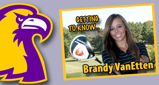 Getting to know Brandy VanEtten