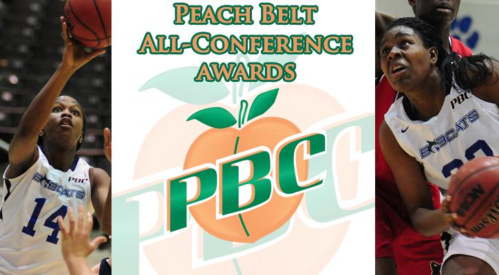 Donley (left) and Keys (right) selected to All-PBC Second Team