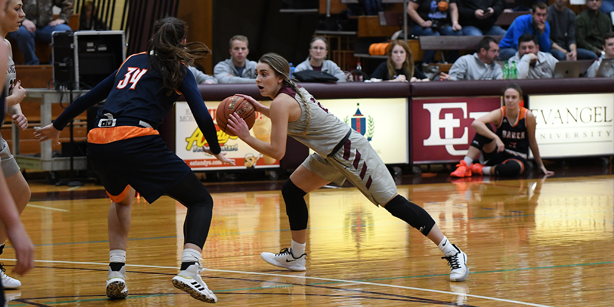 (RV) Evangel Women Look to Avenge Earlier Loss Against College of the Ozarks in Hwy 65 Shootout